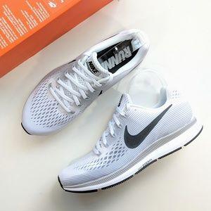 Nike Air Zoom Pegasus 34 White/Anthracite/Platinum